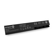 Аккумуляторная батарея Amperin для ноутбука Asus X, S, F Series 11.1V 4400mAh (49Wh) AI-X400