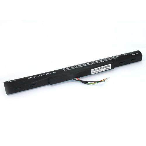 Аккумулятор для Acer Aspire E5-422 E5-472 (AL15A32) 14,8V 2200mAh REPLACEMENT черная