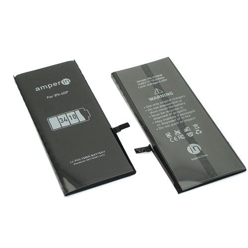 Аккумуляторная батарея Amperin для Apple iPhone 6S Plus 3,8V 3410mAh