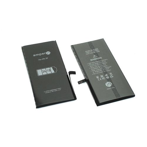 Аккумуляторная батарея Amperin для Apple iPhone 7 Plus 3,82V 3410mAh
