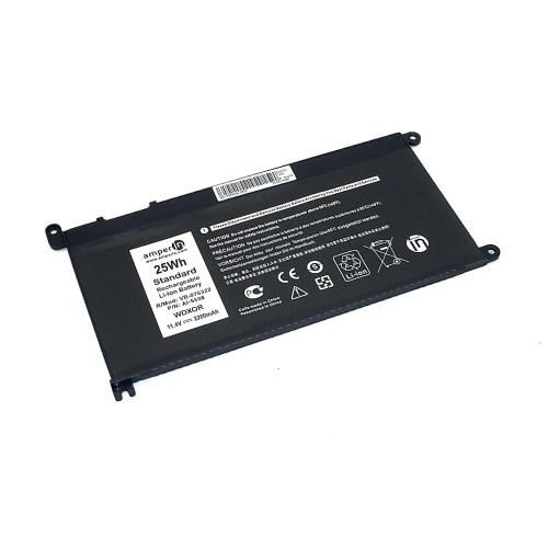 Аккумуляторная батарея Amperin для ноутбука Dell 15-5538 11.4V 2200mAh AI-5538
