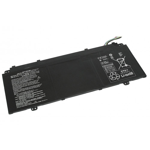 Аккумулятор для Acer Aspire S5-371 (AP1503K) 11.25V 4030mAh