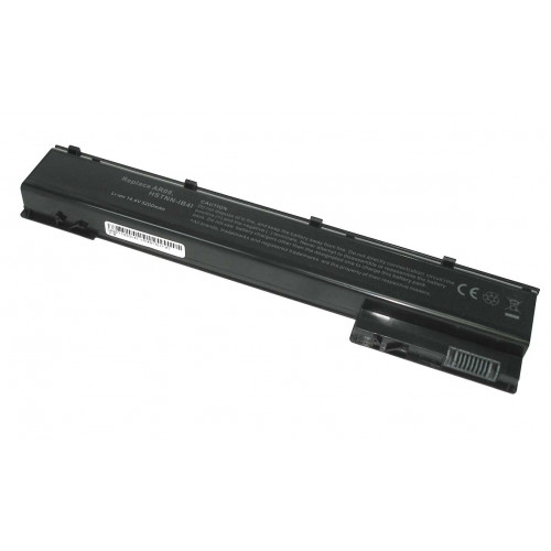 Аккумулятор для HP Z Book 15, 17 (AR08XL) 14.4V 5200mAh REPLACEMENT черная