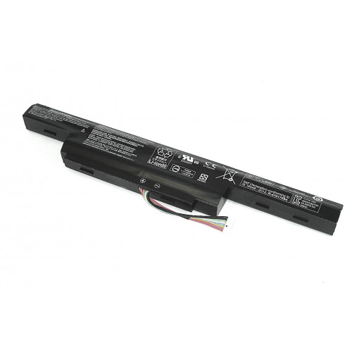 Аккумулятор для Acer Aspire E5-575G (AS16B8J) 11.1V 5600mAh черная