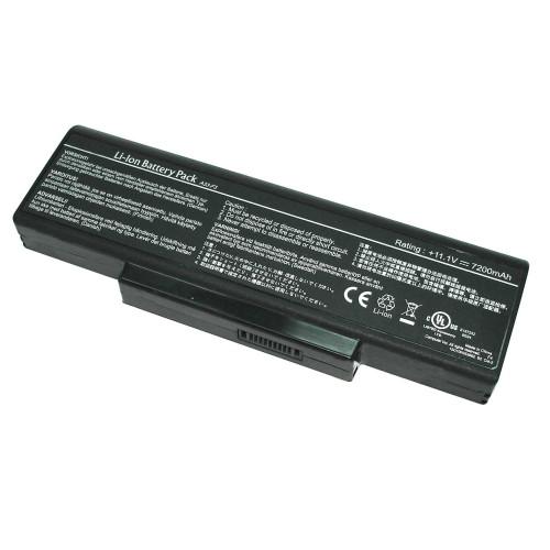 Аккумулятор для Asus A9, F2, F3, S9  11.1V 7200mAh A33-F3 черная
