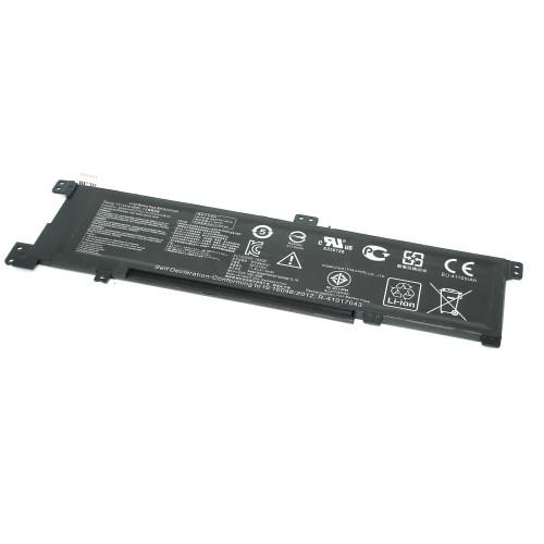 Аккумулятор для Asus K401L (B31N1424) 11.4V 4110mAh черная