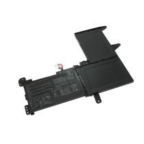 Аккумулятор для Asus X510 S510 (B31N1637) 11.55V 3550mAh черная