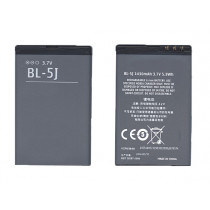 Аккумуляторная батарея BL-5J для Nokia 5800 XpressMusic, С3, X1, X6 1320mAh