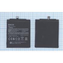 Аккумуляторная батарея BN34 для Xiaomi Redmi 5A 2900mAh / 11.17Wh 3,85V