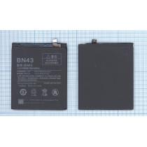 Аккумуляторная батарея BN43 для Xiaomi Redmi Note 4X (Ch.Version 4000mAh / 15.40Wh 3,85V