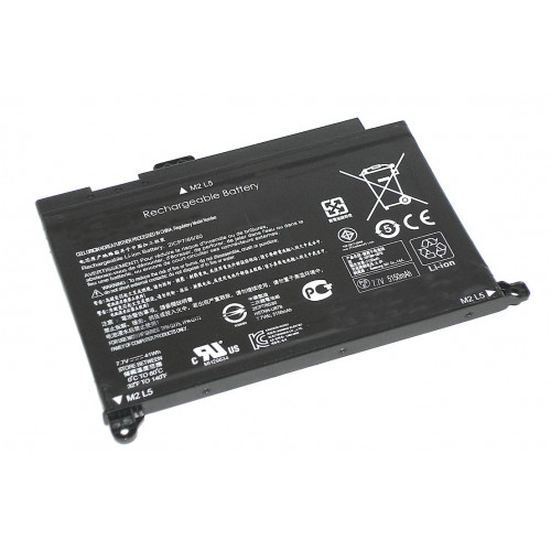 Аккумулятор для HP 15-AU (BP02XL) 7.7V 5300mAh