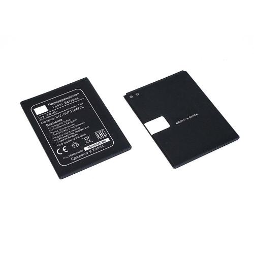 Аккумуляторная батарея  BQS-5070 для BQ Magic