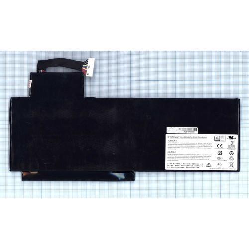 Аккумулятор для MSI GS70 (BTY-L76) 11.1V 58.8Wh