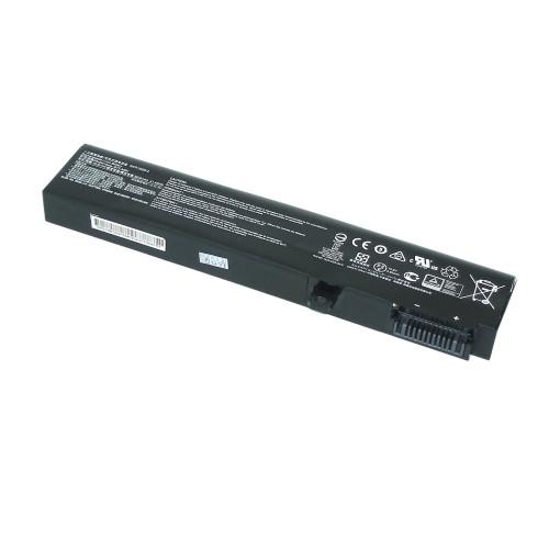 Аккумулятор для MSI GE62 GE72 (BTY-M6H) 10.8V 41,4Wh черная