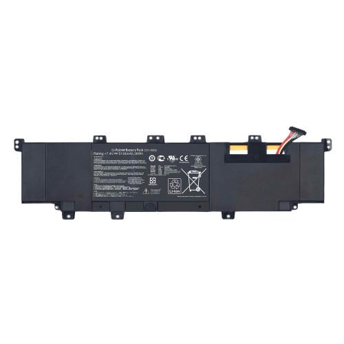 Аккумулятор для Asus X502C X502CA (C21-X502) 7.4V 38Wh