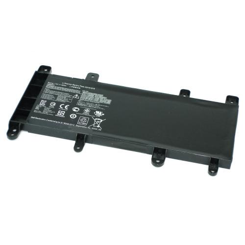Аккумулятор для Asus X756 (C21N1515) 7.6V 5000mAh