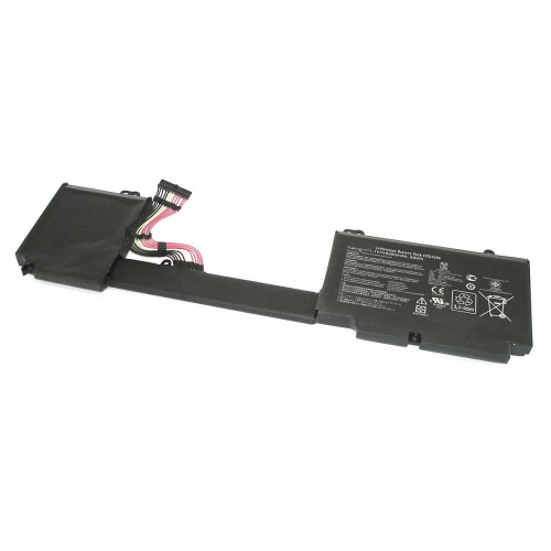 Аккумулятор для Asus G46 (C32-G46) 11.1V 6200mAh черная