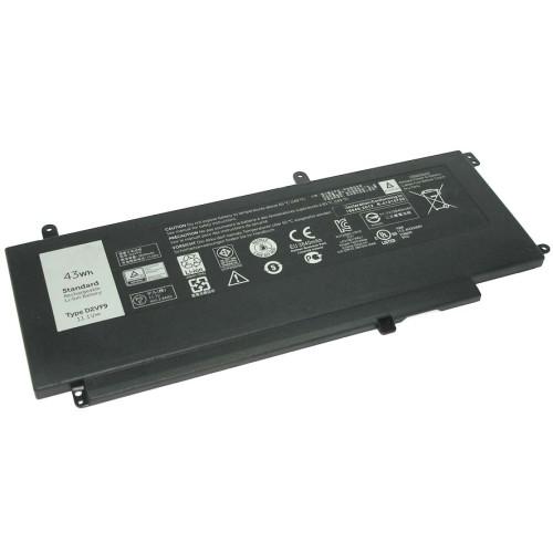 Аккумулятор для Dell Inspiron 15 7547 11.1V 43Wh D2VF9