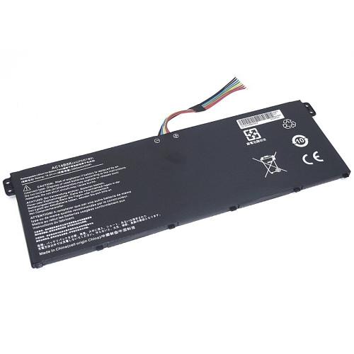 Аккумулятор для Acer Aspire V13 (AC14B8K-4S1P) 15.2V 2200mAh REPLACEMENT черная