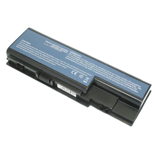 Аккумулятор для Acer Aspire 5520, 5920, 6920G, 7520 14.8V 5200mAh REPLACEMENT черная