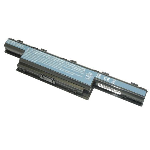 Аккумулятор для Acer Aspire 5741 4741 (AS10D31) 5200mah REPLACEMENT черная