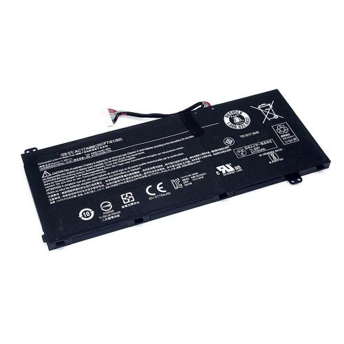 Аккумулятор для Acer Spin 3 SP314 (AC17A8M) 11.55V 5360mAh черная