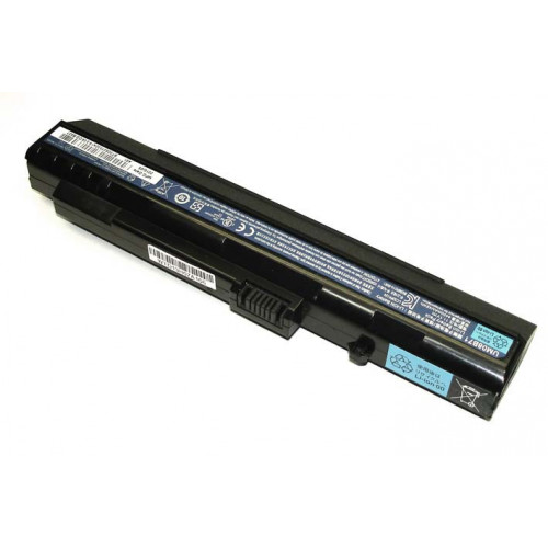 Аккумулятор для Acer Aspire One ZG-5 D150 A110 A150 531h 11.1V 5200mAh REPLACEMENTчерная