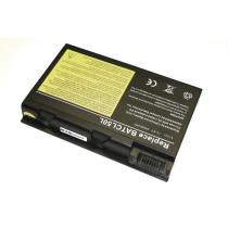 Аккумулятор для Acer Aspire 9010 (BATCL50L) 4400-5200 mAh REPLACEMENT черная