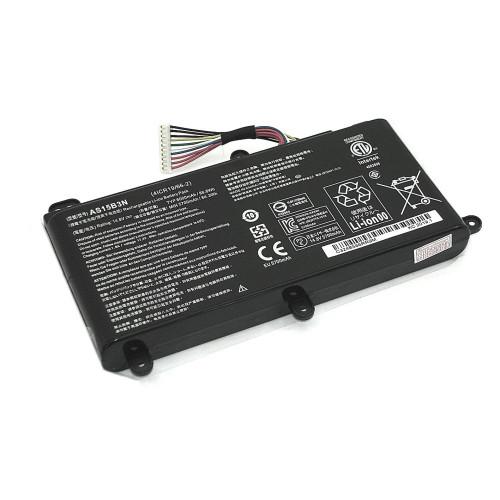 Аккумулятор для Acer GX21-71 (AS15B3N) 14.8V 5700mAh черная