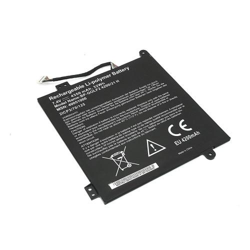 Аккумулятор для Acer One Cloudbook11 (21CP4/70/125) 7PIN 7.4V 4350mAh