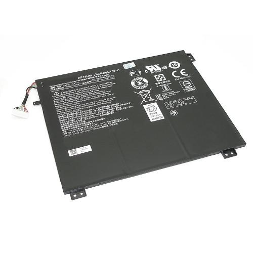 Аккумулятор для Acer One Cloudbook14 (AP15H8I) 11.4V 4670mAh черная