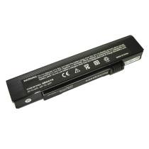 Аккумулятор для Acer TravelMate: 3200, C200, C210 (SQU-405) 5200mAh REPLACEMENT черная