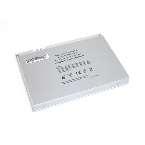 Аккумулятор для Apple MacBook 1189 10.8V 70Wh REPLACEMENT серебристая