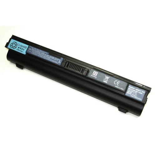 Аккумулятор для Acer Aspire 1410 1810TZ (UM09E71) 11.1V 7800mAh REPLACEMENT черная
