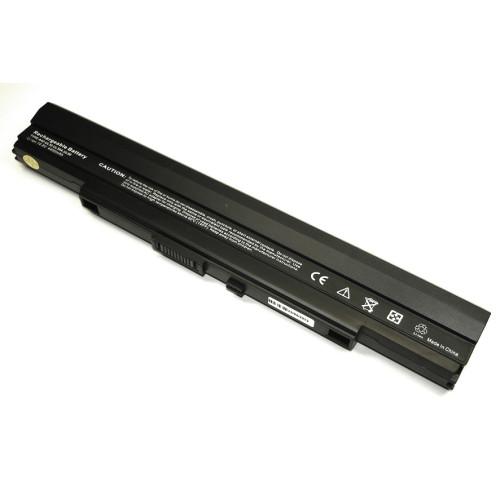 Аккумулятор для Asus A1, PL30, PL80, U30 14.4V 5200mAh A42-UL50 REPLACEMENT черная