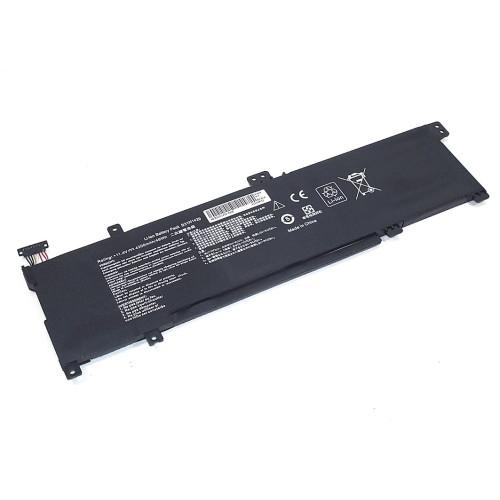 Аккумулятор для Asus K501 (B31N1429-3S1P) 11.4V 48Wh REPLACEMENT черная