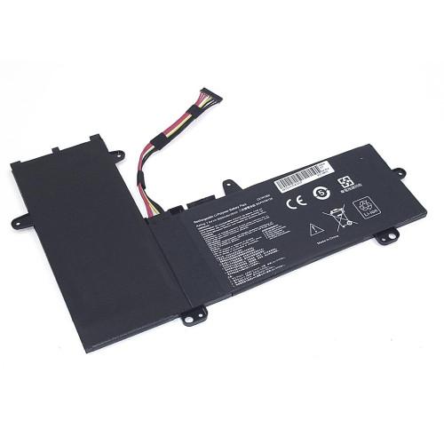 Аккумулятор для Asus E205SA (C21N1504-2S1P) 7.6V 38Wh REPLACEMENT черная