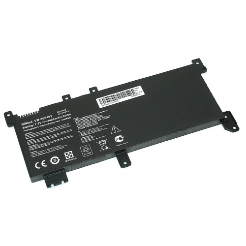 Аккумулятор для Asus F442U A480U (C21N1638) 7,7V 4400mAh REPLACEMENT