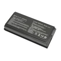 Аккумулятор для Asus F5 X50 X59 5200mAh REPLACEMENT черная