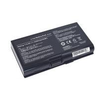 Аккумулятор для Asus M70 14.8V 4400mAh REPLACEMENT черная