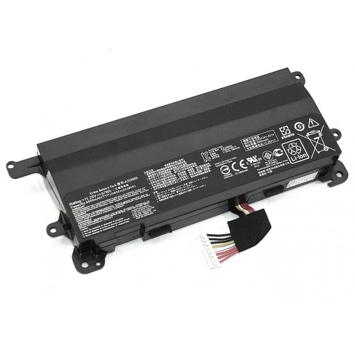 Аккумулятор для Asus ROG G752VL (A32N1511) 11.25V 67Wh