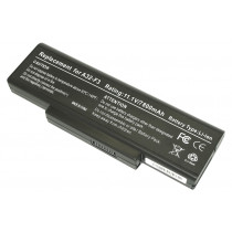 Аккумулятор для Asus A9, F2, F3, S9, Z series 7800mAh A32-F3 REPLACEMENT черная