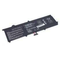 Аккумулятор для Asus X202 7.4V 5000mAh REPLACEMENT черная