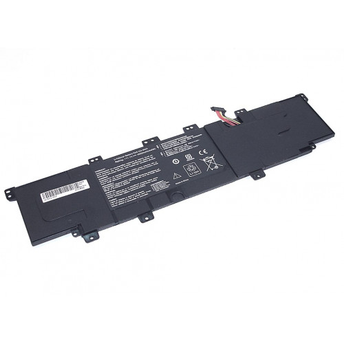 Аккумулятор для Asus X402 11.1V 4000mAh REPLACEMENT черная
