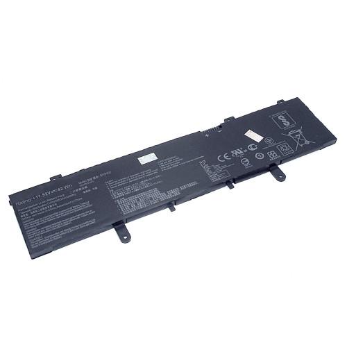 Аккумулятор для Asus VivoBook 14 X405 X405U (B31N1632 ) 11.52V  42Wh