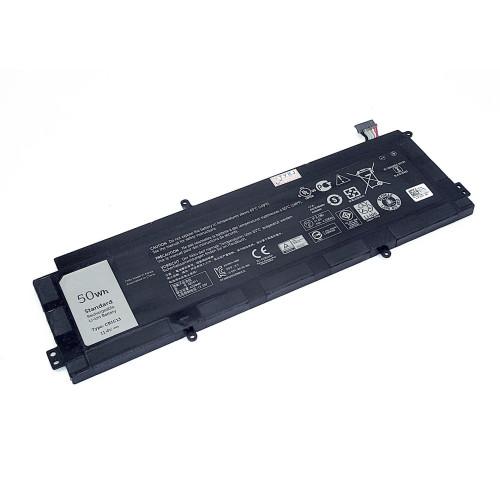 Аккумулятор для Dell Chromebook 11 (CB1C13) 11.4V 4400mAh