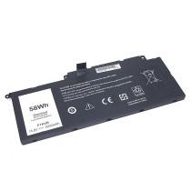 Аккумулятор для Dell F7HVR-4S1P 14.8V 58Wh черная REPLACEMENT