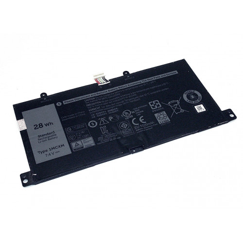 Аккумулятор для Dell Latitude 11 5175 (1MCXM) 7.4V 3520mAh