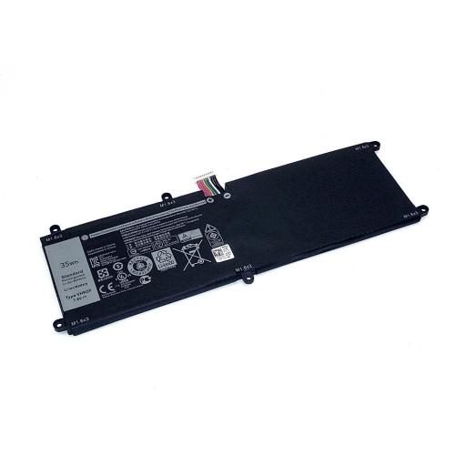 Аккумулятор для Dell Latitude 11 5175 (VHR5P) 7.6V 4600mAh