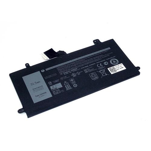 Аккумулятор для Dell Latitude 12 5285 (1WND8) 11.4V 2622mAh